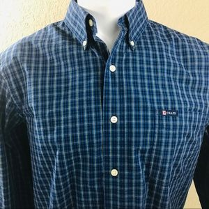 Chaps Easy Care Long Sleeve Size M
